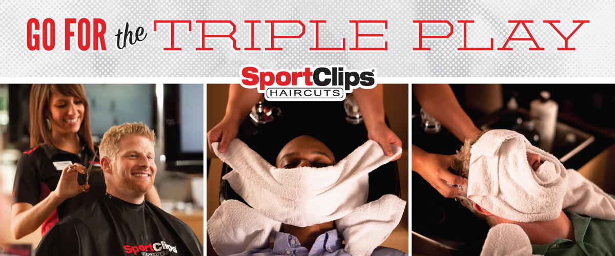 The Sport Clips Haircuts of Chandler - Airport  Triple Play